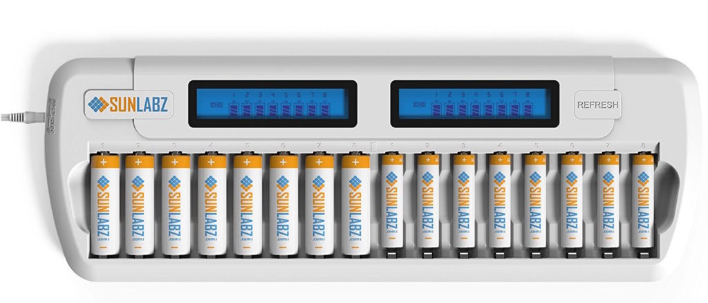 SunLabz battery charger