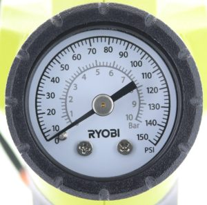 Handheld compressor gauge