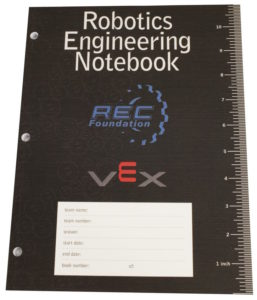 REC-provided engineering notebook