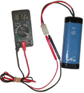 Battery and Multimeter